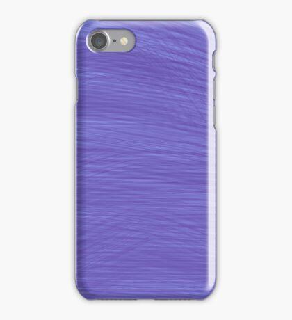 Purple Brush iPhone Case/Skin