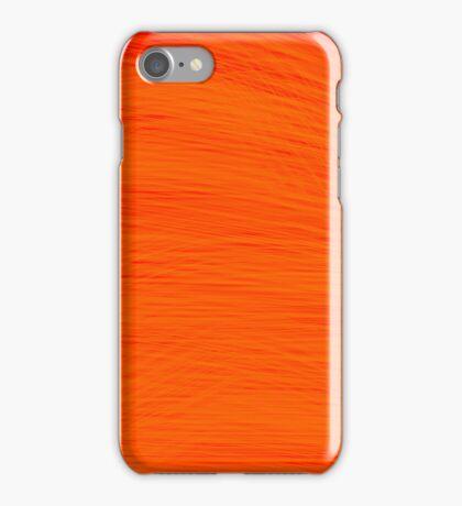 Red Blood Brush iPhone Case/Skin