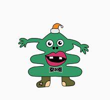 New Year Tree Cute Monster Unisex T-Shirt