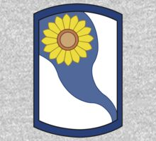 US 69th Infantry- Sunflower by cadellin