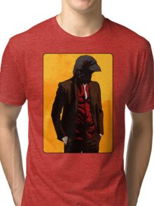 Nevermore Tri-blend T-Shirt