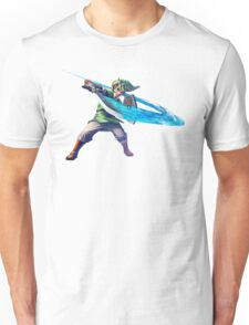Link with sword 3 Unisex T-Shirt