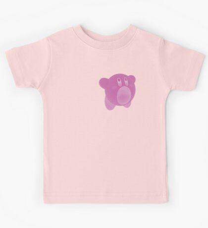 Kirby Shirt Kids Tee