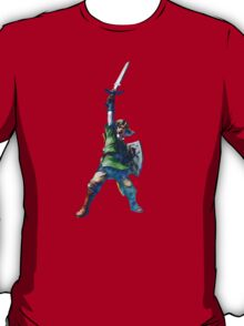 Link with sword 4 T-Shirt