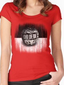 Mother Love Bone Women's Fitted Scoop T-Shirt