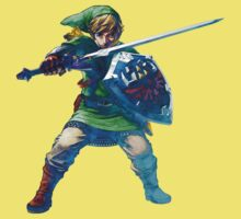 Link with sword 5 Kids Clothes