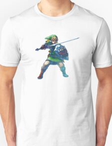 Link with sword 5 Unisex T-Shirt