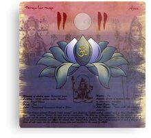 Ajna Chakra Metal Print