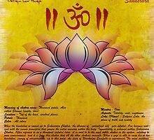 Sahasrara Chakra by satyakam