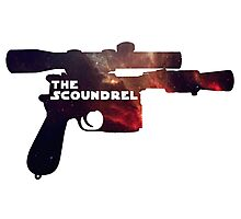 The Scoundrel Photographic Print
