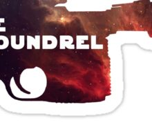 The Scoundrel Sticker