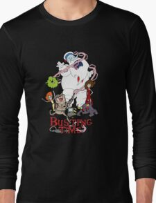 Busting Time Long Sleeve T-Shirt