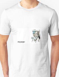 Metal Gear Solid 2 T-Shirt