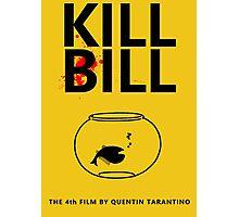 Kill Bill Minimalist Design Photographic Print