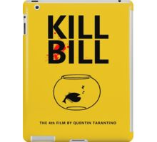 Kill Bill Minimalist Design iPad Case/Skin