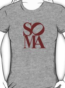 SOMA RED T-Shirt