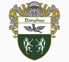 Donahue Coat of Arms/Family Crest T-Shirt