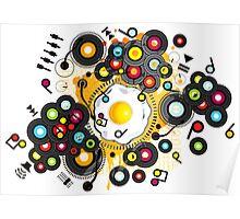 Funny_Fried_Egg Poster
