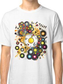 Funny_Fried_Egg Classic T-Shirt