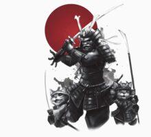 Samurai Neko by ThegfxSyndicate