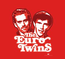 The Euro Twins Unisex T-Shirt