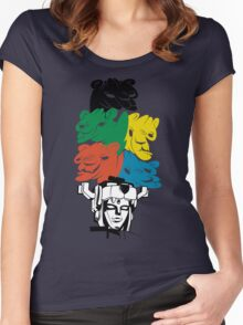 Force of the Lions Women's Fitted Scoop T-Shirt
