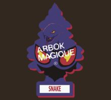 Arbok Magique 2.0 by M&J Fashion Graphic