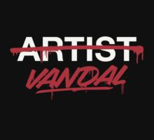 Vandal Not Artist (v1) by smashtransit