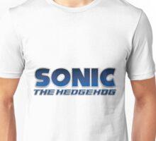 Sonic the Hedgehog (2006) Logo Unisex T-Shirt