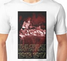 Martian War Unisex T-Shirt