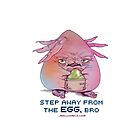 Chansey: Step Away From the Egg, Bro by JhallComics