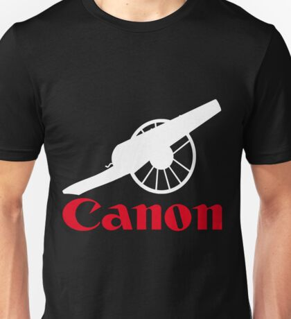 The power of canon Unisex T-Shirt