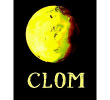 Doctor Who - Clom Photographic Print