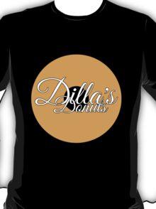 Dilla's Donuts Tee T-Shirt