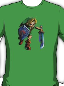 Link with shield T-Shirt