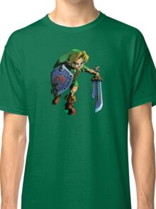 Link with shield Classic T-Shirt