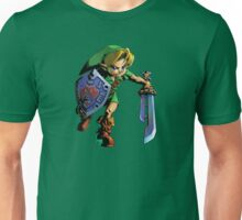 Link with shield Unisex T-Shirt