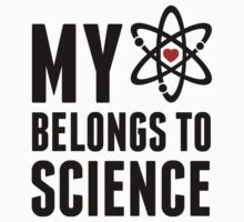 My Heart Belongs To Science by Look Human