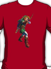 Link with bow T-Shirt