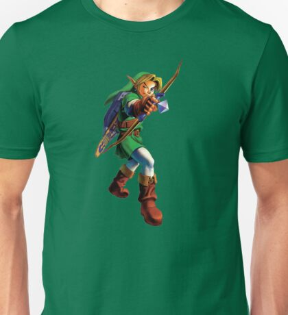 Link with bow Unisex T-Shirt