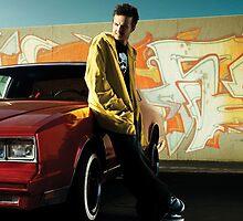 Jesse Pinkman Breaking Bad Meth by mykhalchevskyy