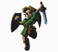 Link fighting Kids Clothes