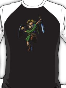Link fighting T-Shirt