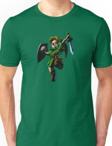 Link fighting Unisex T-Shirt