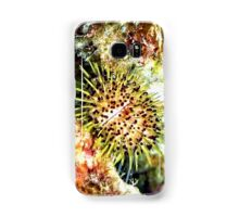 Jewell Sea Urchin on a Coral Reef Samsung Galaxy Case/Skin