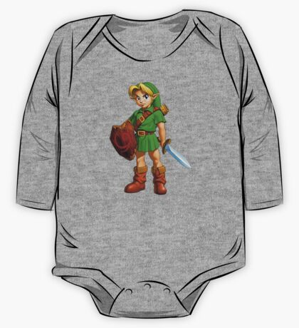 Cute Link One Piece - Long Sleeve
