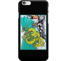 facing your fear iPhone Case/Skin