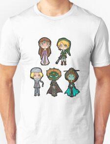 Zelda and co 2 Unisex T-Shirt