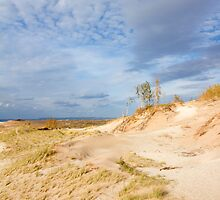 Sleeping Bear Dunes - Glen Arbor, Michigan by Jamie Kirschner