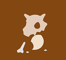 cubone a by illustratorjr
